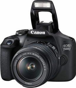 Canon EOS 1500D DSLR Camera (24.1 MP)