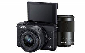 Canon EOS M200 Mirrorless Camera (24.1 MP)