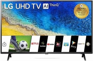 LG 43UM7290PTF 4K UHD Smart LED TV