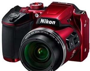 Nikon Coolpix B500 Point and Shoot Camera (16 MP)