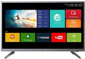 YU by Micromax FHD Smart LED TV (40 Inch)
