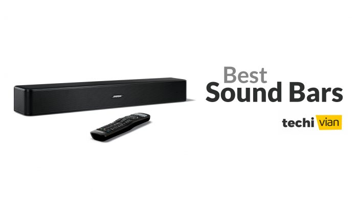 Best Sound Bars in india - Techivian