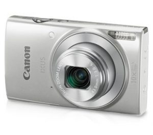 Canon IXUS 190 Digital Camera (20.2 MP)