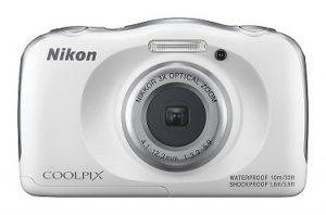 Nikon Coolpix W100 Digital Camera (13 MP)