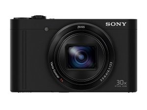 Sony Cybershot DSC-WX500/B Point & Shoot Camera (18.2 MP)