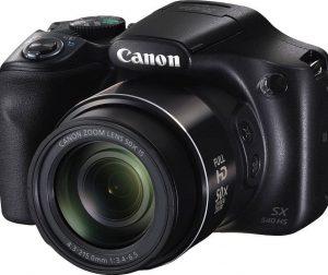 Canon Power Shot SX540HS Digital Camera (20.3 MP)
