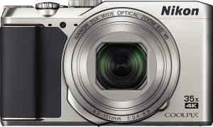 Nikon Coolpix A900 Digital Camera (20 MP)