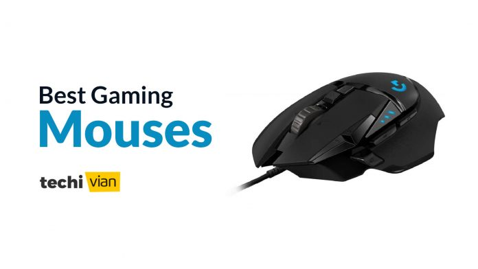 Best Gaming Mouses in India - Techivian