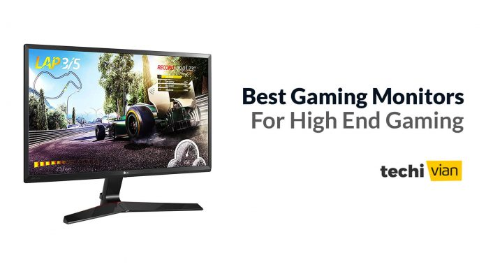 Best Gaming Monitors in India - Techivian