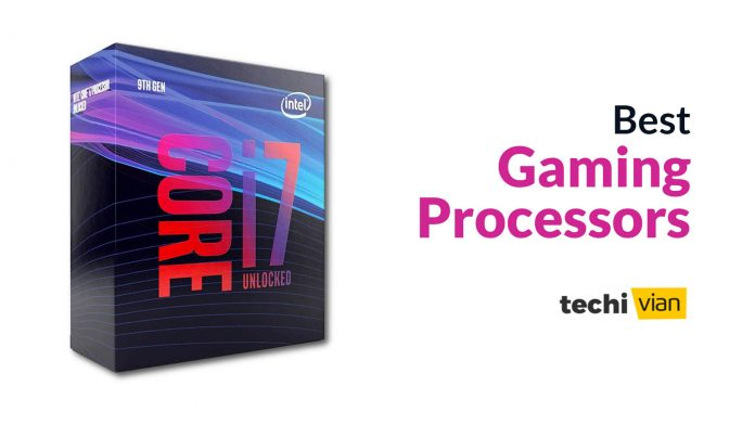 Best Gaming Processors in India - Techivian