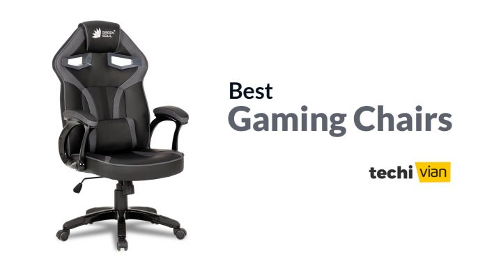 Best Gaming Chairs In India - Techivian