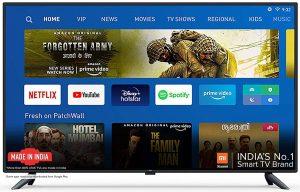 Mi L50M5-5AIN 4K Ultra HD Smart LED TV