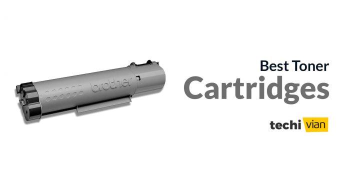 Best Toner Cartridges in India - Techivian
