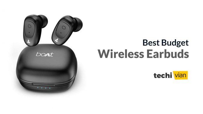 Best Wireless Earbuds under Budget in India - Techivian