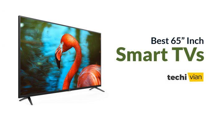Best 75 Inch Smart TVs in India 2020 - Techivian