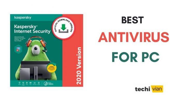 Best Antivirus for PC in India - techivian