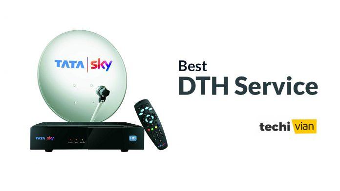 Best DTH Service in India 2020 - Techivian