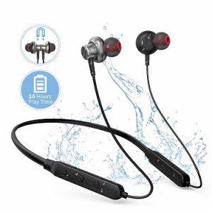 HolyHigh BT01 Wireless Bluetooth Earphones