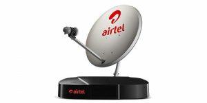 Airtel Digital TV HD Set-Top Box