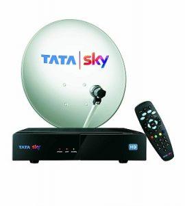 TATA SKY HD DTH Set Top Box