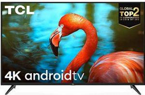 TCL 55P8 4K UHD Smart LED TV (55 Inch)