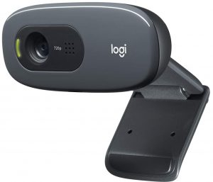 Logitech C270 Widescreen Webcam