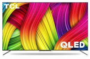 TCL 50C715 4K UHD Smart QLED TV(50 Inch)