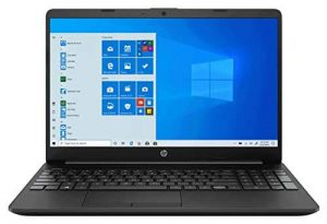 HP 15s du2067tu  15.6-inch Full HD Laptop