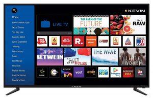 Kevin KN49UHD 4K UHD Smart LED TV (49 Inch)