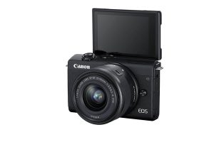 Canon EOS M200 Mirrorless Camera (24.1 MP)