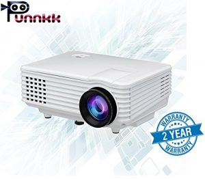 Punnkk p5 Full HD LCD Projector