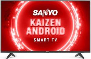Sanyo 4K UHD Smart LED TV