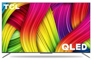 TCL 55C715 4K UHD Smart QLED TV