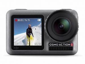 DJI OSMO 4K Action Camera (12 MP)