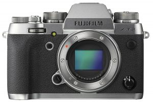 Fujifilm X-T2 Mirrorless Camera (24.2 MP)