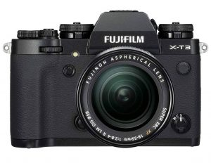 Fujifilm X-T3 Mirrorless Camera (26.1 MP)