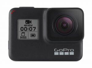 GoPro Hero7 4K Ultra HD Action Camera (12 MP)