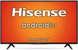 Hisense 43A56E FHD Smart LED TV (43 Inch)