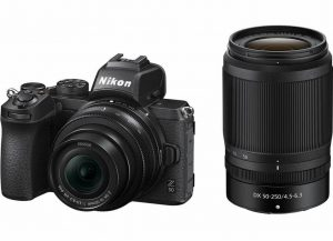 Nikon Z50 Mirrorless Camera (20.9 MP)