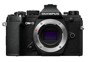 Olympus V207090BU000 Mirrorless Camera (20.4 MP)