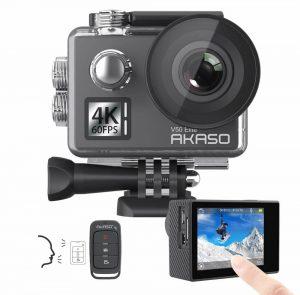 AKASO V50 Elite 4K Action Camera (20 MP)
