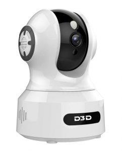 D3D 826 Full HD CCTV Camera