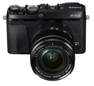 Fujifilm X-E3 Mirrorless Camera (24.3 MP)