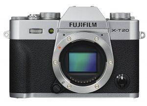 Fujifilm X-T20 Mirrorless Camera (24 MP)