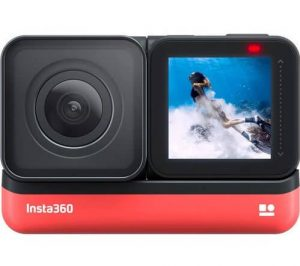 Insta360 CINAKGP/C 4K Action Camera (19 MP)