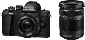 Olympus OM-D E-M10 Mirrorless Camera (16.1 MP)