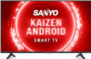 Sanyo XT-43UHD4S Kaizen Series 4K UHD Smart LED TV