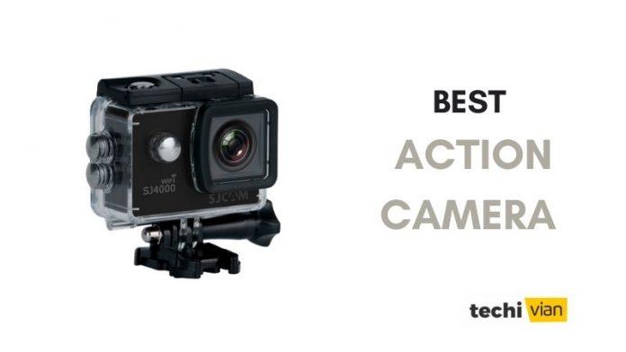 Best Action Cameras in India - techivian