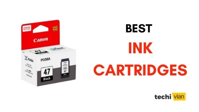 Best Ink Cartridges in India - techivian