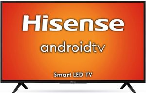 Hisense 43A56E FHD Smart LED TV (43 Inch)